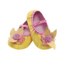 Belle Beauty And The Beast Disney Girls Dress Up Slippers Toddlers