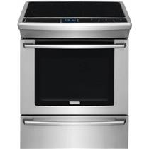 NIB ELECTROLUX Wave-Touch Series EW30ES80RS 30 Inch Electric Slide-in Range