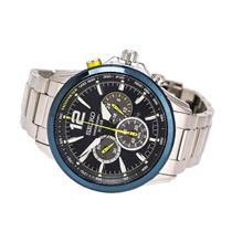 Seiko Watch SSC505 Limited Edition Jimmie Johnson Chronograph Model. 25%off MSRP