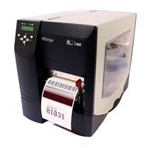 Zebra S4M DT S4M3N-2501-4200D Direct Thermal Barcode Printer Network USB Peeler