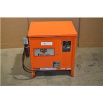 GNB VPII 24v 600 Amp Hours Forklift Battery Charger 208-240/480V GTCII12-600T1