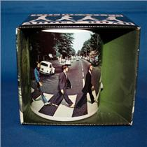 Officially Licensed The Beatles Abby Road Album Cover Collectible Mug - #BER0103
