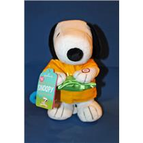 Hallmark 2014 Splashin' Dancin' Snoopy - Easter Peanuts Techno Plush - #EWM3063