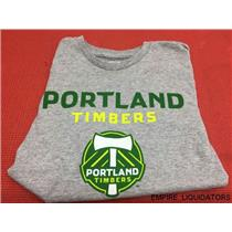 MLS Boys Short Sleeve T-Shirt Size M/M  -  Portland Timbers w/ Tags Attached