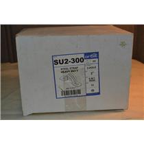 (Box of 14) Orbit Su2-300 3 Inch Emt-rigid 2-hole Strap
