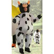 Rubie's Costume Co Men's Inflatable Cow Adult Costume