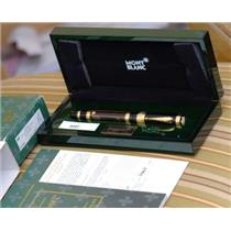 Montblanc Patron of Art François Ier 2008, 18k M Nib, 1270/4810, Check this out!