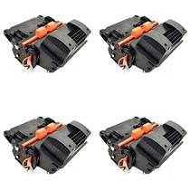 4-PK CC364X HIGH YIELD TONER CARTRIDGE FOR HP LASERJET P4015 P4515 SERIES -NEW-