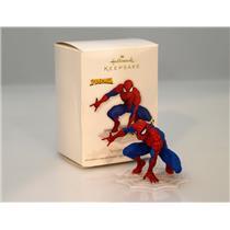 Hallmark Keepsake Ornament 2011 Spider-man - Spiderman - #QXI2637-DB
