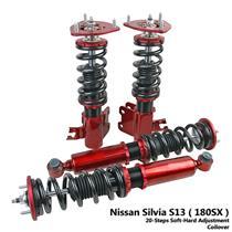 20 Steps Coilover Shock Suspension Fix For Silvia S13 180SX 200SX 240SX 88-94