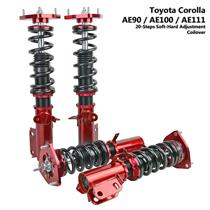 20 Step Racing Coilover Shock Suspension Toyota Corolla AE90 AE100 AE111 87-00