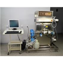 Amersham Chromatography Skid Bioprocess System Pharmaceutical GE AKTA