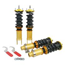 20 Step Racing Coilover Shock Suspension Kit For Honda Civic Coupe EJ1 EJ2 93-95