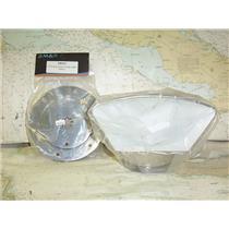 "Boaters' Resale Shop of TX 1702 1454.05 AMAR 4"" COWL VENT & 6362SD DECK PLATE"