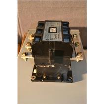 Siemens CXN0250CL NEMA Size 5 Contactor, 3 Pole, 480V Coil, 200HP @ 480V