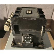 Siemens CXN0550CL NEMA Size 6 Contactor, 3 Pole, 480V Coil, 400HP @ 480V