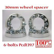 4pcs Wheel Spacers 30mm 6 Lug for Toyota 80 Prado 90 Series LandCruiser PCD139.7