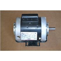 CENTURY 1/2 HP Belt Drive 1Ph Motor, 1725 RPM, 115/208-230V, 4UB59