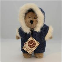 Boyds Bears Plush 2000 Inga B. Burrbruin - TJ's Best Dressed - #904025