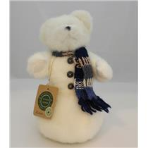 Boyds Bears Plush 1999 Eunice P Snowbeary - Archive Collection - #913701