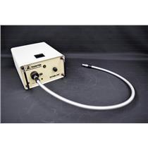 Stocker & Yale Model 40 DCD, Stabilite Illuminator 3' Optic Light Attachment