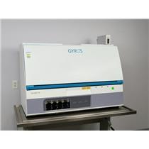 Gyros GyroLab xP Microfluidic Immunoassay Fluorescence Pharmaceutical Research