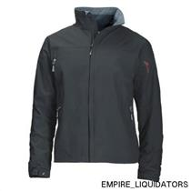 Atlantis Weather Gear Men's XXL Watch Jacket in Graphite w/ Tags Attached -A