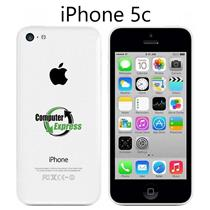 iPhone 5c 16GB, White / Black