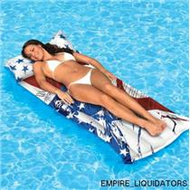 BRAND NEW - SEALED  Poolmaster Liberty Float Mattress Model 83154  -A
