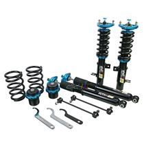 DD 40 Step Coilover Shock Damper Suspension For 04-09 Mazda 3 (BK3P)