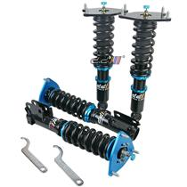 DD 40 Step Racing Coilover Shock Damper Suspension For Mitsubishi Grunder 04-12