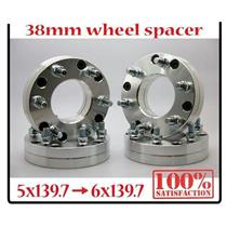 4pcs spacer / 5x5.5 to 6x5.5 / 5x139.7 to 6x139.7 for Sorento Sportage samurai