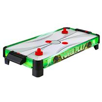 Hathaway Green Power Play 40-in Table Top Air Hockey - UNUSED