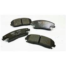 BAER Brakes - Model # D1056 Sport Pads - Front Brake Pad Set -A