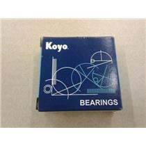 "Koyo RC-081208-FS Roller Clutch, Dc Type, Open, Nylon Cage, Inch, 1/2"" Id, 3/4"""