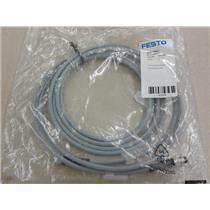 Festo NEBU-M8G3-K-2.5-M8G3 Nebu Series Connecting Cables
