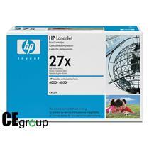 Genuine Sealed HP 27X Black High Yield Toner Cartridge C4127X [56]