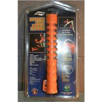 AERVOE 1155 Baton LED Road Flare, Color Orange, LED Color Red