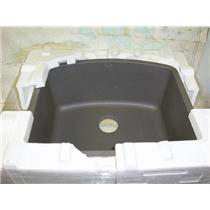 Boaters' Resale Shop of TX 1701 1303.01 BLANCO DIAMOND 1U METALLIC MOLDED SINK