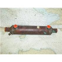 "Boaters' Resale Shop of TX 1703 0722.11 SMALL COPPER HEAT EXCHANGER (12.25"")"