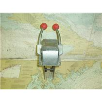 Boaters' Resale Shop of TX 1702 2151.05 MORSE DUAL LEVER MARINE ENGINE CONTROLS