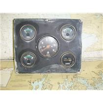 Boaters' Resale Shop of TX 1703 2742.12 VOLVO PENTA ENGINE GAUGE PANEL