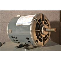 GE 1HP Electric Motor, 3Ph, 1725 RPM, 208-230/460V, Frame 56, K122, 5K49QG9750