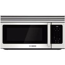 "BOSCH 300 HMV3022U 30"" 1.6 cu. ft. Over-the-Range Microwave Oven White Perfect"