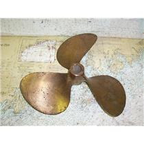 Boaters Resale Shop of TX 1703 2752.01 CHRIS CRAFT STREAMSTYLED 3 BLADE LH PROP