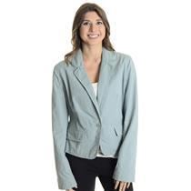 10 NEW Generra Blue Pinstripe Button Cotton Jacket/Blazer Notched Collar W6045ES