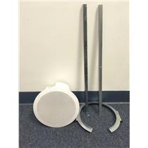 """Smart Technologies In Ceiling Speaker Audio System 6.5"""" CAS-SPKR-C 30W [54]"""