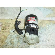 Boaters' Resale Shop of TX 1702 2151.02 MARCH AC-3C-MD 110 VOLT AC PUMP ONLY