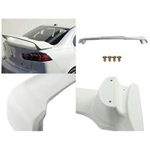 Spec-D Tuning Mitsubishi Lancer 1PC OE Style Rear Trunk Spoiler Wing Unpainted
