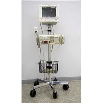 Philips V24C 24/26 M1205A Neonatal Monitor NBP ECG/RESP SPO2/PLETH Recorder